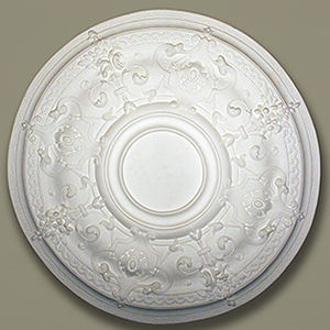 cp11 plaster moulded centrepiece