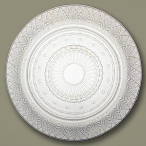 CP22 decorative plastermould centrepiece