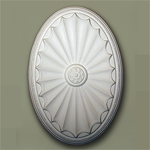 cp21 plaster moulded centrepiece