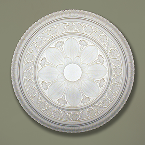cp8 plaster moulded centrepiece