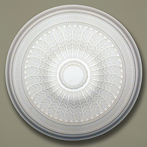 CP9 decorative plastermould centrepiece