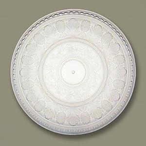 small dental decorative plastermould centrepiece