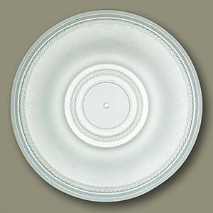 small rope decorative plastermould centrepiece